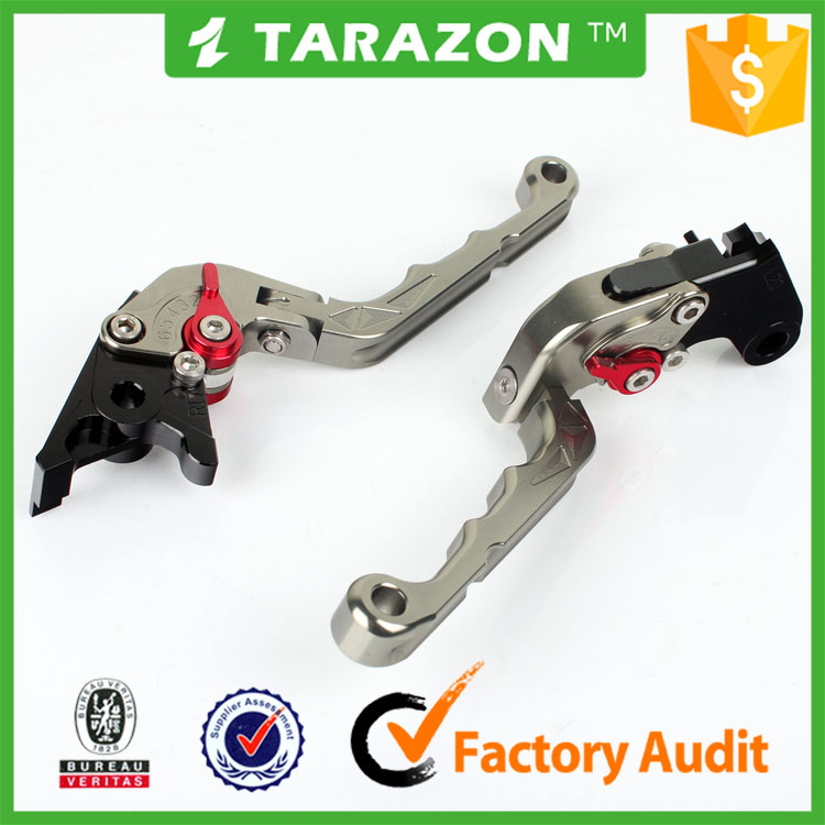 Adjustable Aluminum Folding CNC Brake Clutch Lever for Kymco Agility