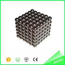 Customized Strong Power 5mm Neodymium Magnet N52 Balls