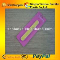 golden stripe nail file