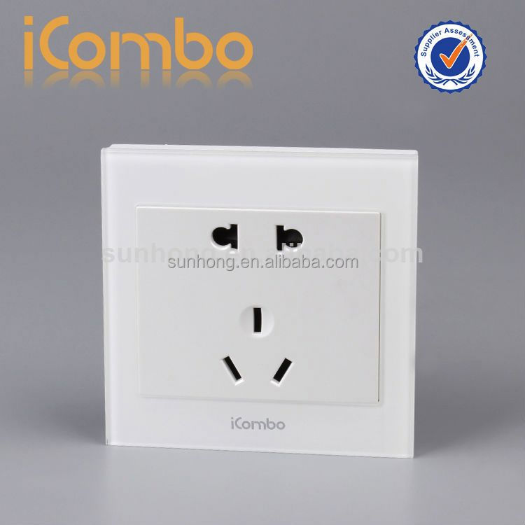 Wall Ac Inlet Power Socket