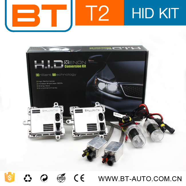 Factory Direct Fast Start Hid Conversion Kit 25W Xenon H7