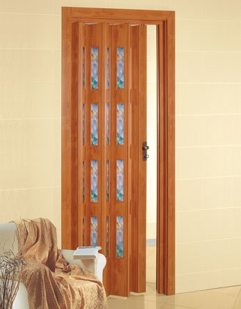PVC Accordion Door