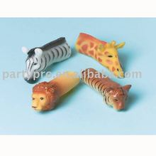 sell plastic animal finger puppet for party(MZ-FG01)
