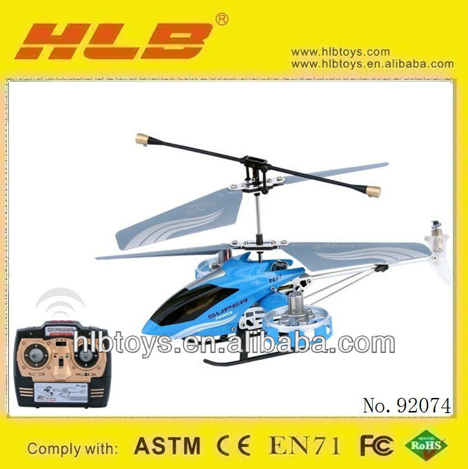 QS8007 helicopter Avatar 8 inch 4ch 3D Gyro LED remote control RTF ready to fly 8007 RC Helicopter#92074