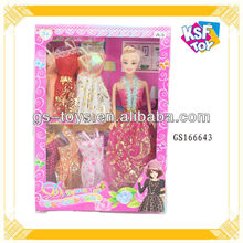 11.5Inch Girls Doll Toy Beauty Doll