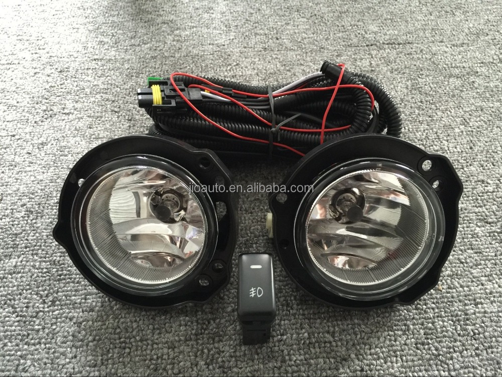 car accessories Car front fog light set for toyota avanza 2012-2016 fog lamp