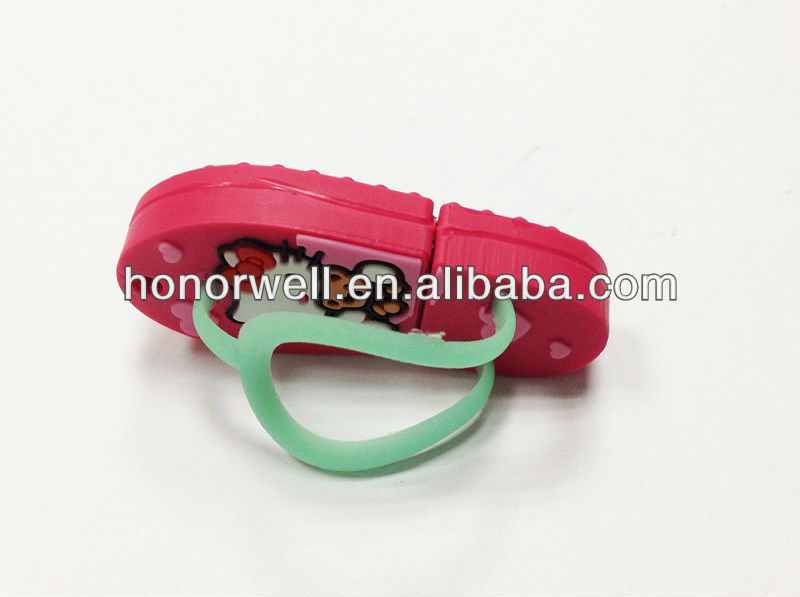 New fashion Sea bank PVC shoes USB for get data From Computer