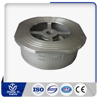 1PC Wafer Disc Stainless Steel check Valve PN16/40