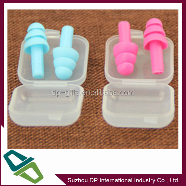 cheapest silicone ear plug for wholesale