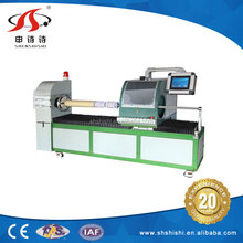 Factory durable fabric strip cutting standard SSQG-923 stainless steel cnc automatic cutting machine
