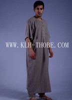 Cotton men Kaftan Caftan Jilbab Thobe