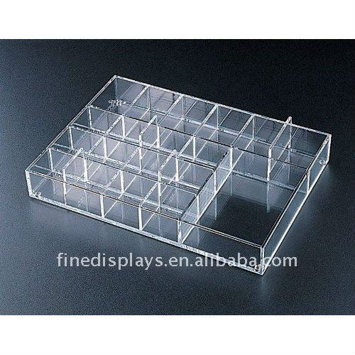 Removable 19 compartment Plastic tray (JH-C-267)
