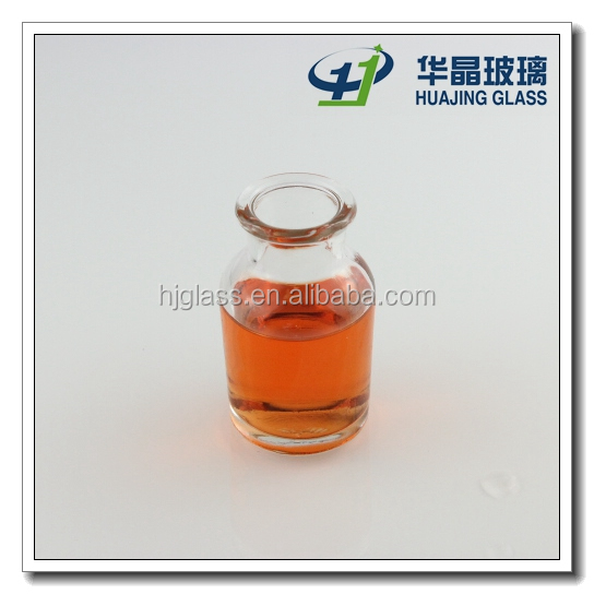 wide mouth 60ml glass laboratory reagent bottle for chemical reagent