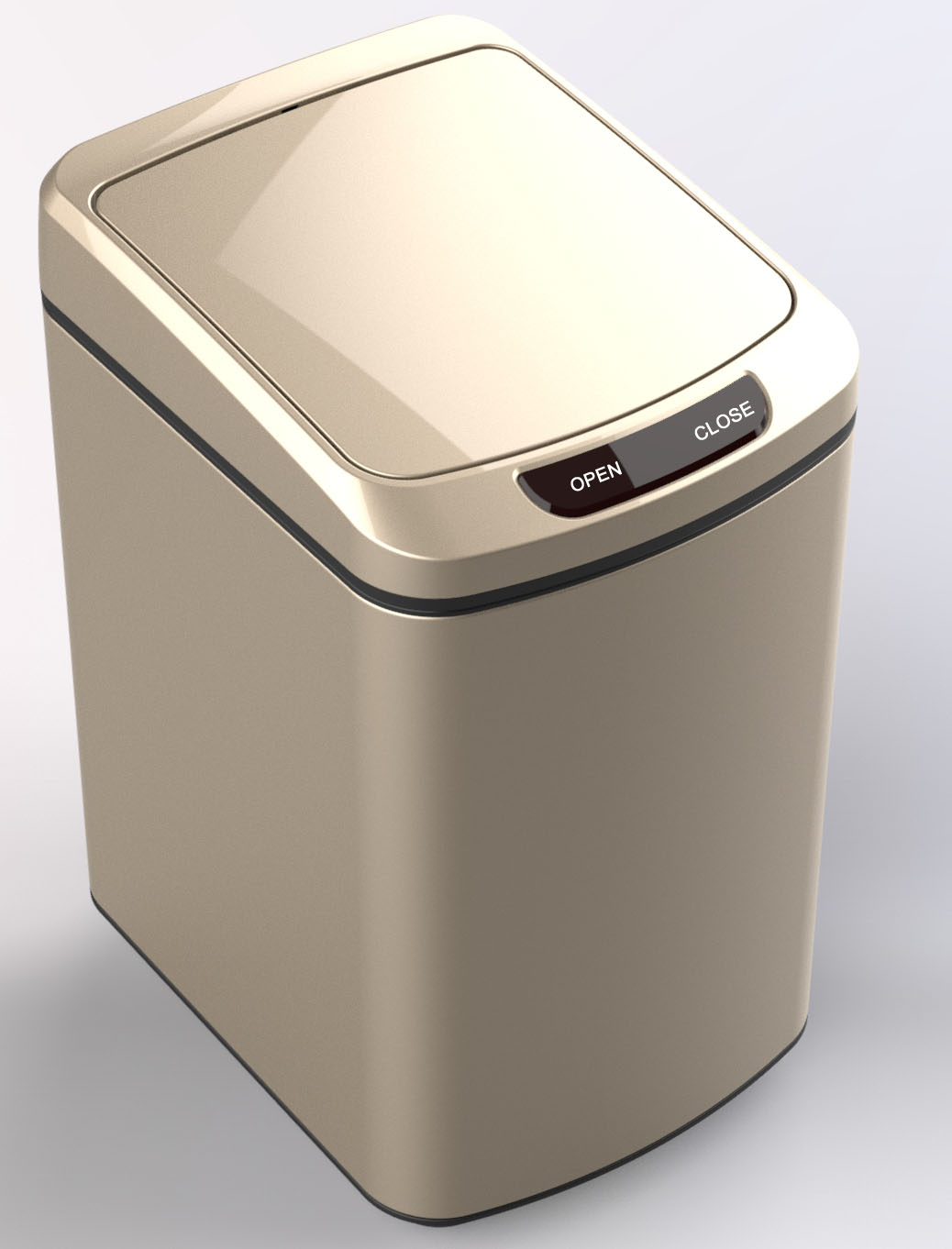 auto electronics smart sensor dustbin