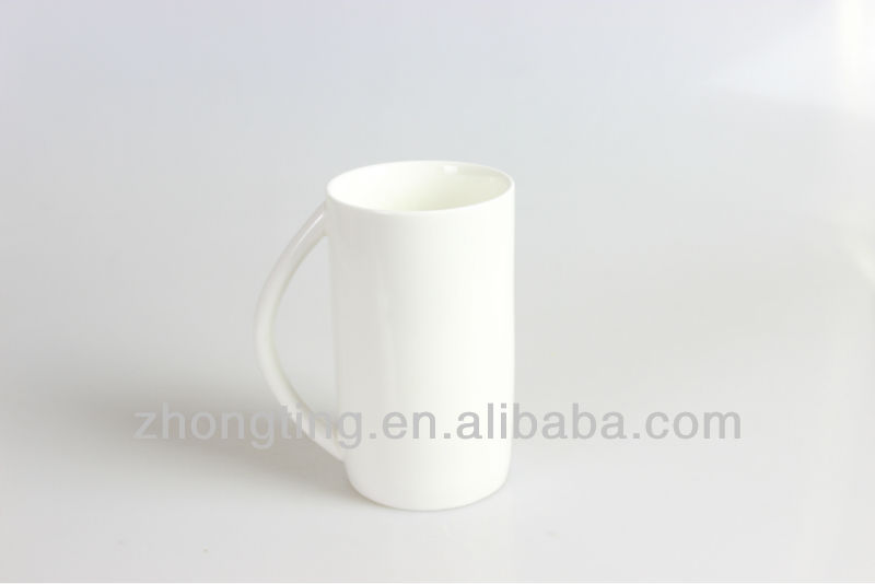 Cheap Travel Mugs The Color Code White Personality Antique Chinese Ceramics Ceramic 460m 16oz CE Conformity Certificate C-14