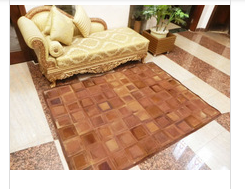 High-quality Best-price Leather Rugs