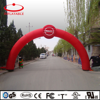 advertising inflatable arch gate, custom inflatable promotion arch