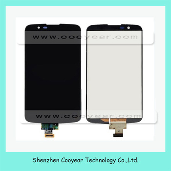 For LG K10 k410 K420N K430 K430ds LCD Display Screen Touch Digitizer with frame