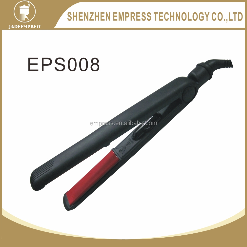 Professional ceramic hair straightener private label flat iron for perm machine EPS008