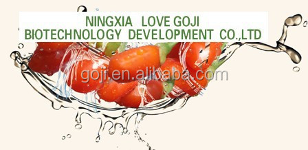 2015 fresh goji berry