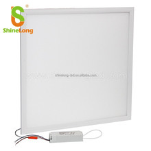 China cheap flat panel led with dimmbar led panel light