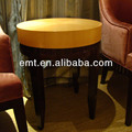Round coffee table for hotel room, Diameter 500mm normal size coffee table (EMT-14055-4)