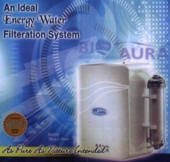 Bio-Aura Energy Water Filter