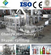 bottling drinks plastic bottling factory