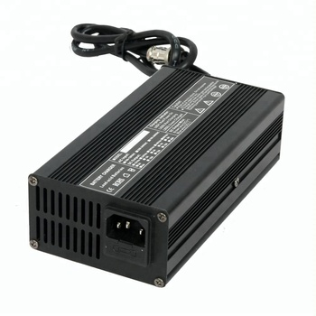 58.8V 4A LiFePO4 Car Battery Charger with LED Light