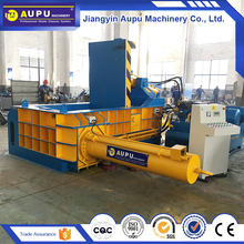 Strict test waste baler hydraulic cotton bale press machine price