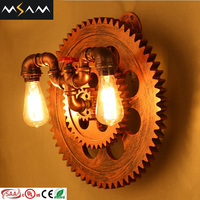 Gypsum wall design lamp power outlet hotel wall lamp led wall reading lamp