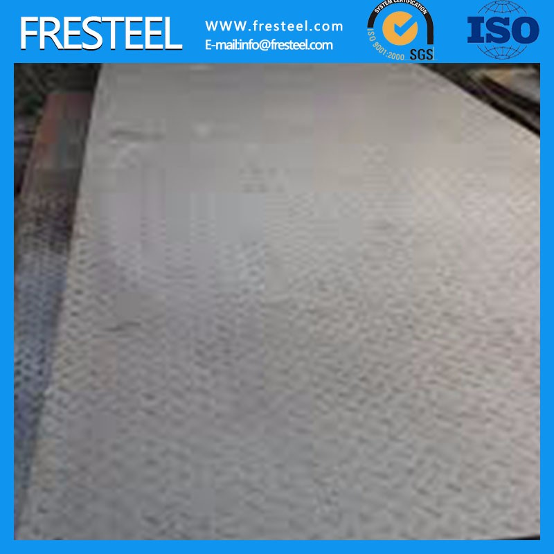 SS400 standard specifications high quality mild steel checkered plate size