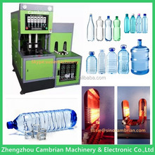 Carbonated drink bottle maker water storage tank blow making machine with new design