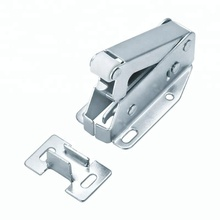 push to open type steel door catcher with spring fitting from China factory