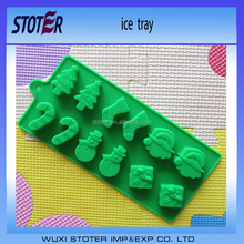 Cool,silicone ice shot glass.Vodca cups shape silicone ice tray