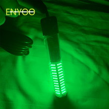 IP68 12V submersible strip underwater led squid fishing lure green light for fishing boat