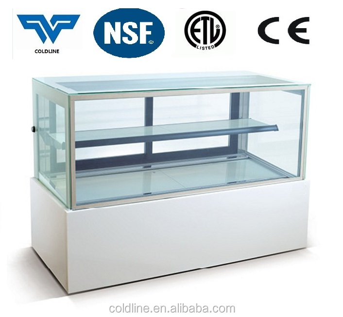 chilled cake display cabinets 3