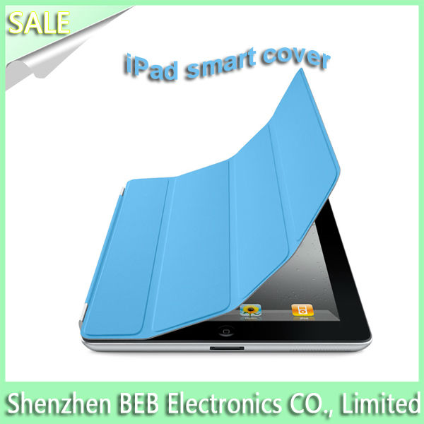 New coming smart cover for ipad 2 3 4 has low price