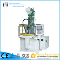 85T vertical Rotary Table Injection molding machine for India market