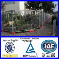 DM best price high quality temporary fence (factory in anping)
