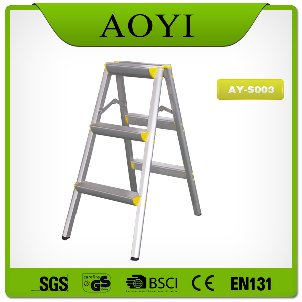 AY-S002 ultimate ladder as seen on tv aluminum planks step stool