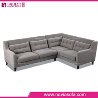 2015 Latest design modern corner l shape arabic sofa sets fabric living room sofa set from alibaba