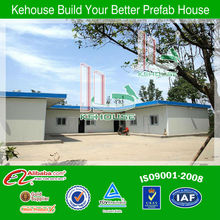 portable steel structure prefabricated mobile homes/shop/dormitory/temporary site office