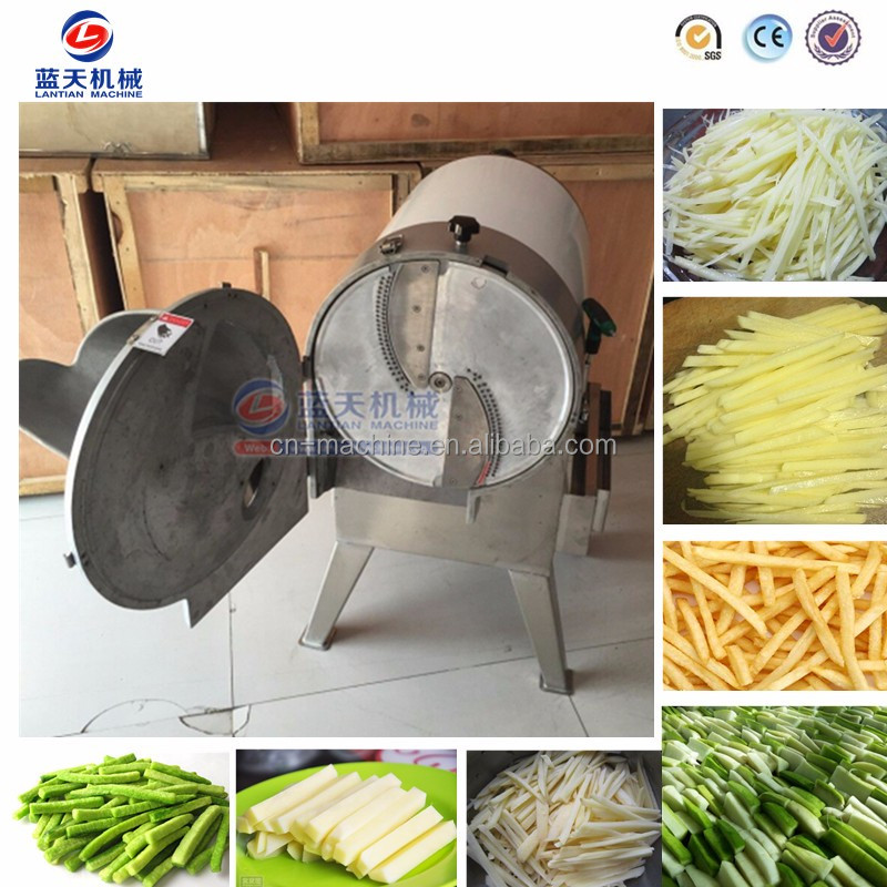 2017 multifunctional vegetable cutter machine/ potato chip machine/vegetable cutting machine