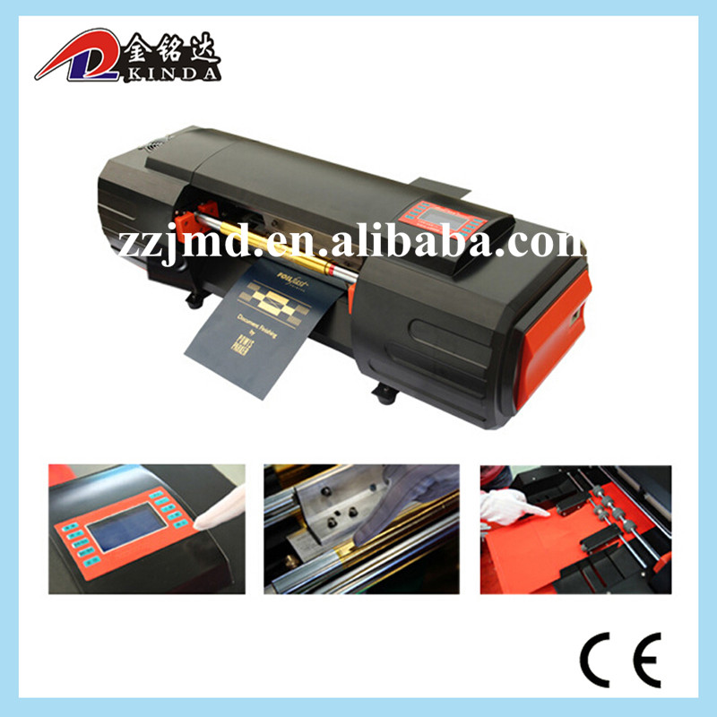 China hot sale digital wedding invitation card printing machine 330B price in india