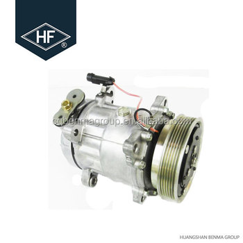55192897 Auto air condition compressor 7V16 for Renault Avantime / Laguna/Clio / Espace / Lancia Kappa