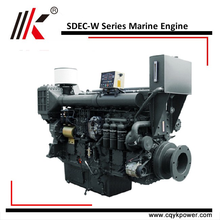 D683ZCA2B small jet boat engine 150hp marine diesel engine for sale