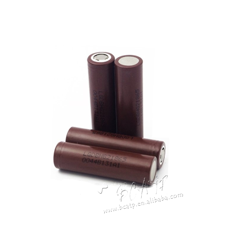 Factory directly selling HG2 3000mAh 18650 Li-ion Battery 20A 3.7V Rechargeable for RC Car Toys / Flashlight