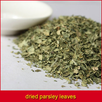 dried parsley leaves