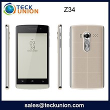 Z34 3.5inch Cheapest Oem Android Mobile Phone Cellphone
